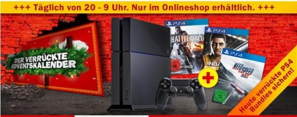 Media Markt PS4 Bundles