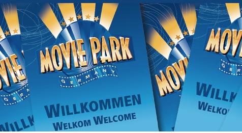 Movie Park Eintrittskarten