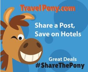 TravelPony Hotel Gutschein Voucher