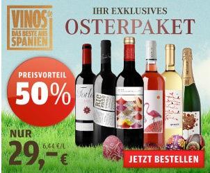 Weinpaket Vinos.de