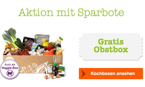 HelloFresh Obstbox gratis