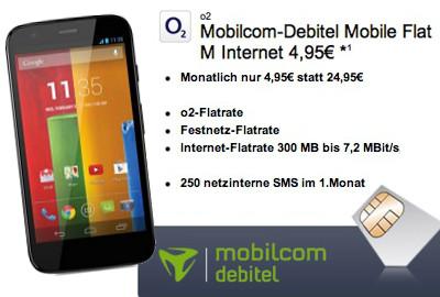 Logitel Flat M Moto G