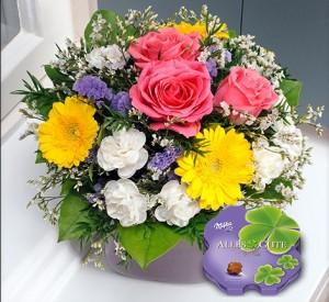 Blume 2000 Strauß