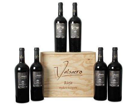 Bodegas Valsacro Dioro Rioja DOCa