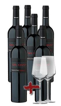 Rotwein günstig