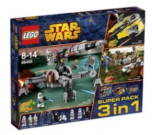 Lego Star Wars Super Pack