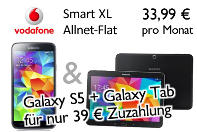 Vodafone Smart XL
