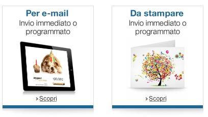 Amazon Italien Gutscheinkarte