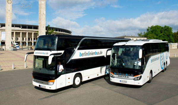 Berlin Linienbus