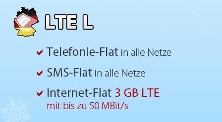 DeutschlandSIM LTE L