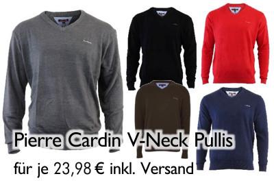 Pierre Cardin V-Neck Pulli
