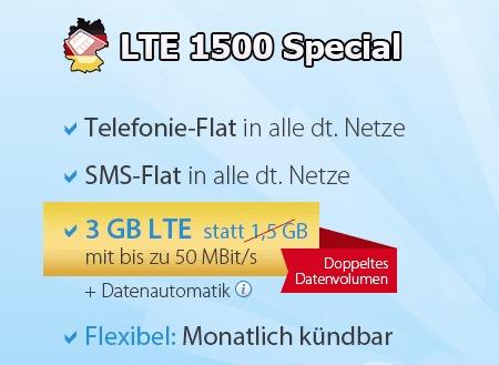 DeutschlandSIM 1500 Special