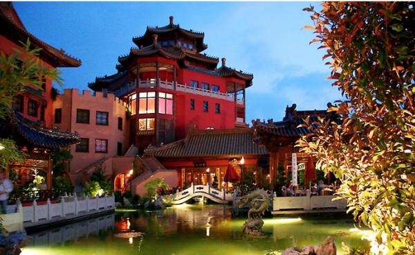 Hotel Ling Bao mit Phantasialand