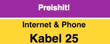 Vodafone Kabel Deutschland Internet & Phone 25