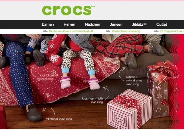Crocs Cyber Monday