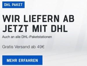 DHL MyProtein