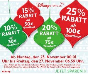 DisneyStore Cyber Monday