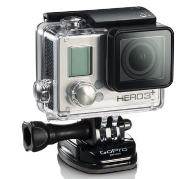 GoPro Actioncam Hero 3+ Silver