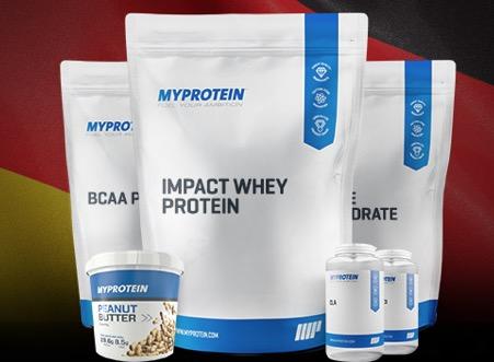 MyProtein FIBO