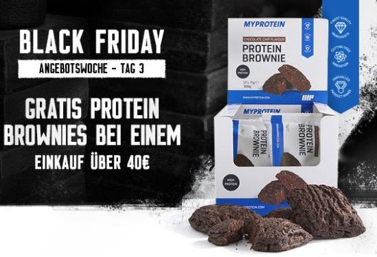 MyProtein Cyber Friday