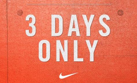 Nike 30 % Rabatt