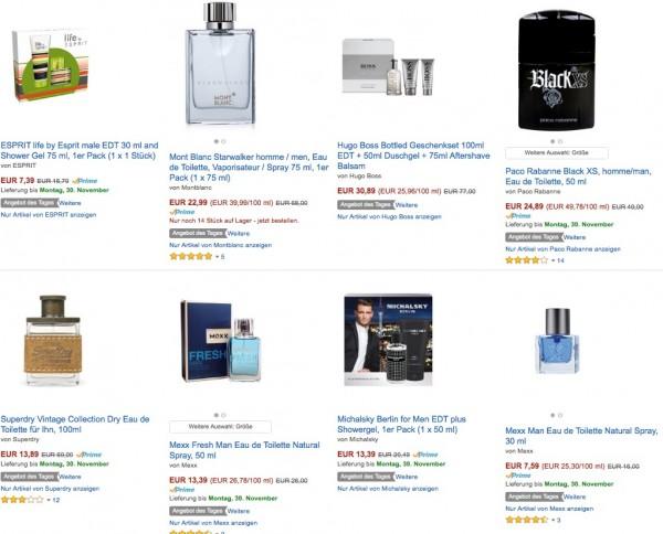 Parfum günstiger