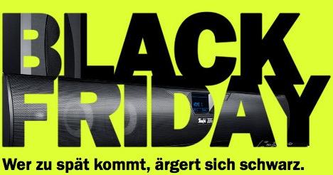 Teufel Cyber Friday 2015