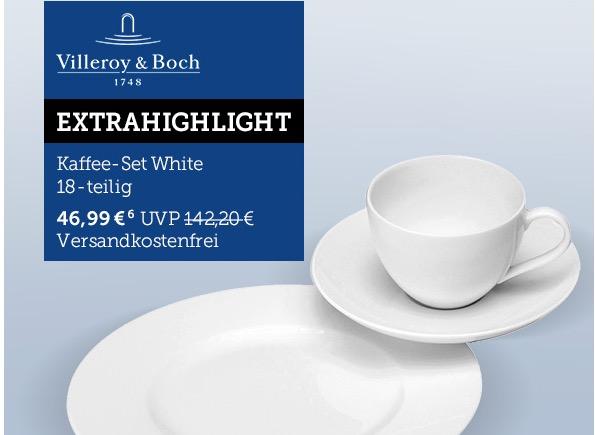 Villeroy & Boch White