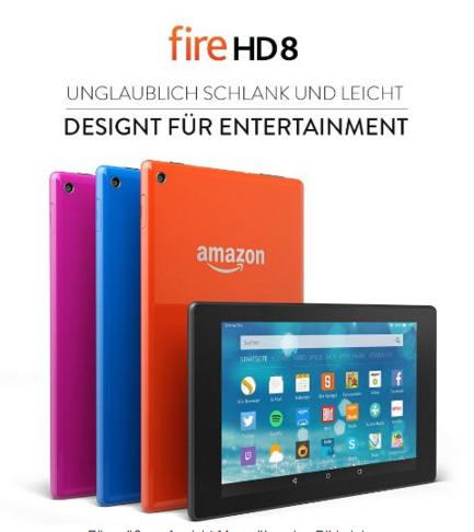 Kindle HD8