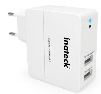 Inateck USB  Ladegerät