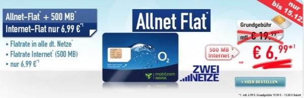 o2 Allnet Flat