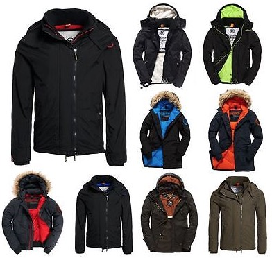 Superdry Jacken