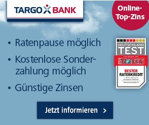 TARGOBANK Privatkredit
