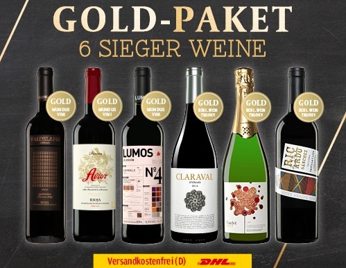 Vinos Weinpaket