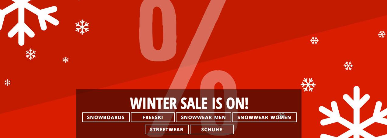 BlueTomato Winter Sale