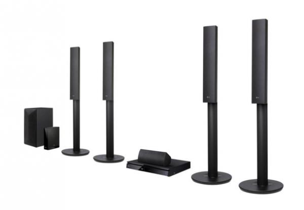 LG Soundsystem