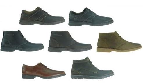 Clarks Schuhe günstig
