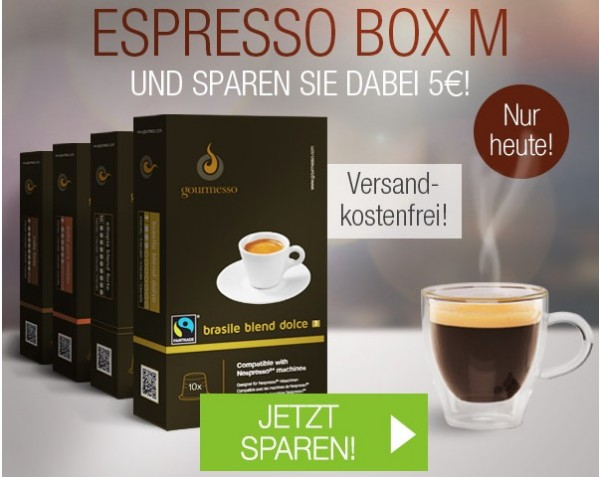 Espresso Box M