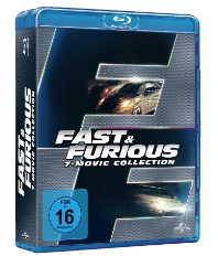 Fast & Furious 7 Collection