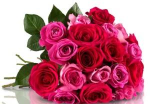 Pretty Pink Blumenstrauß