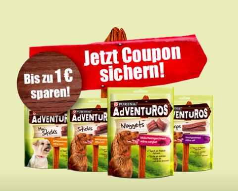purina adventuros coupon