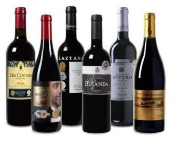 Rioja Weinpaket