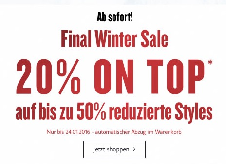 Tom Tailor Sale