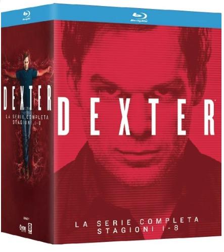 Dexter Komplettbox