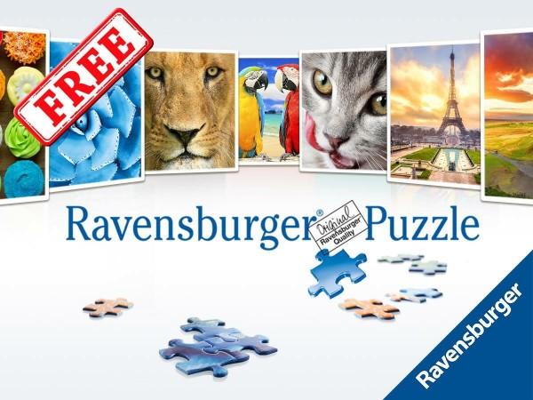 Ravensburger Puzzle App gratis