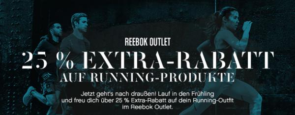 reebok running outlet