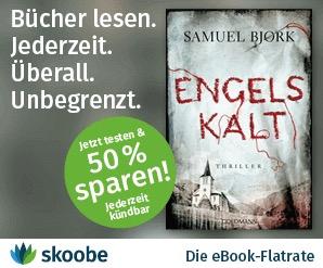 skoobe E-Book-Flat