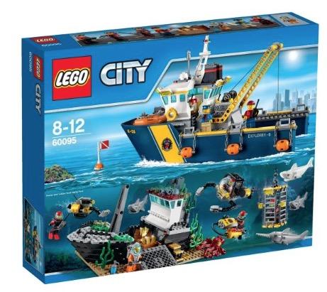 Lego City Tiefsee