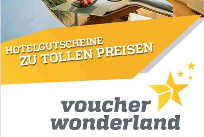 Voucher Wonderland Hotel Gutschein