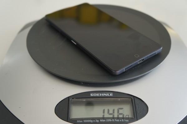 Elephone P9000 Gewicht